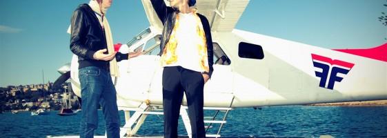 Flight Facilities - With You feat. Grovesnor (Radio Edit)
