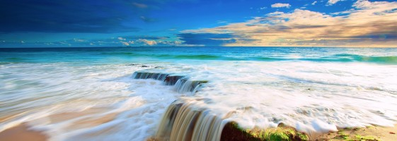 Sea-sky-clouds-beach-water-flow-waterfall-beautiful-scenery_1920x1200